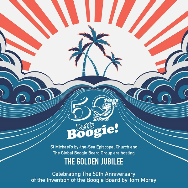 Celebrating 50 Years Of Tom Morey's Boogie Board