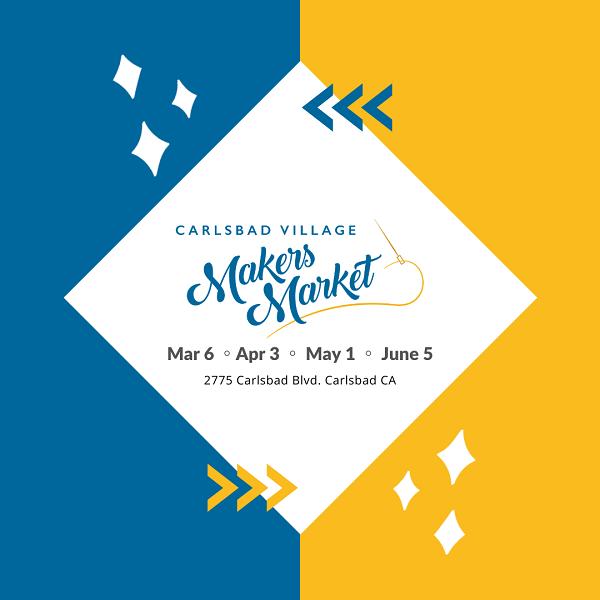 It Is Makers Market Season In Carlsbad Village