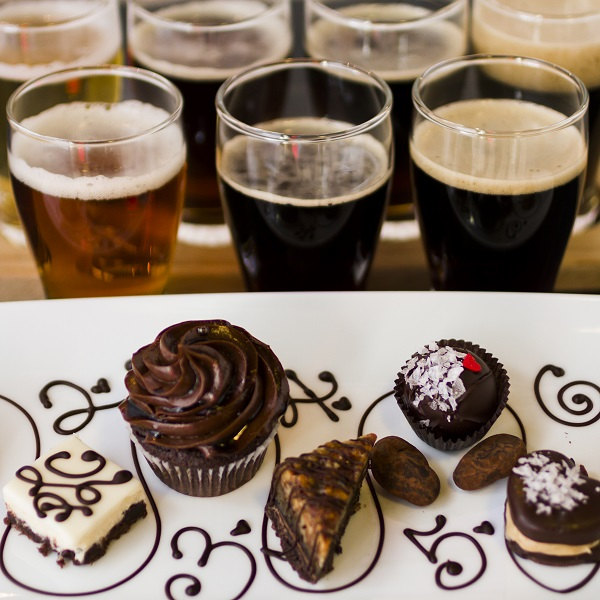 Chocolate & Beer Pairing; Le Papagayo Is Coming To Carlsbad Village, And More