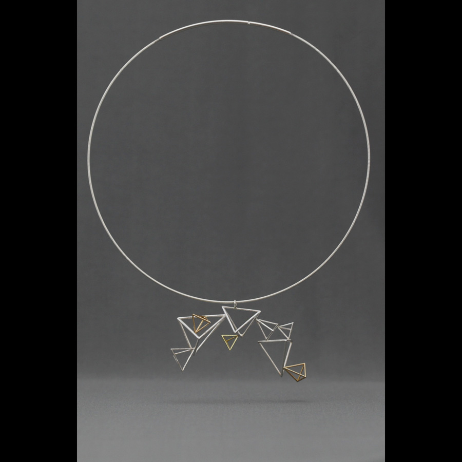 Pithagorean Contemporary Handmade Jewelry