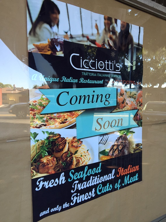 New Restaurants, New Stores and More!