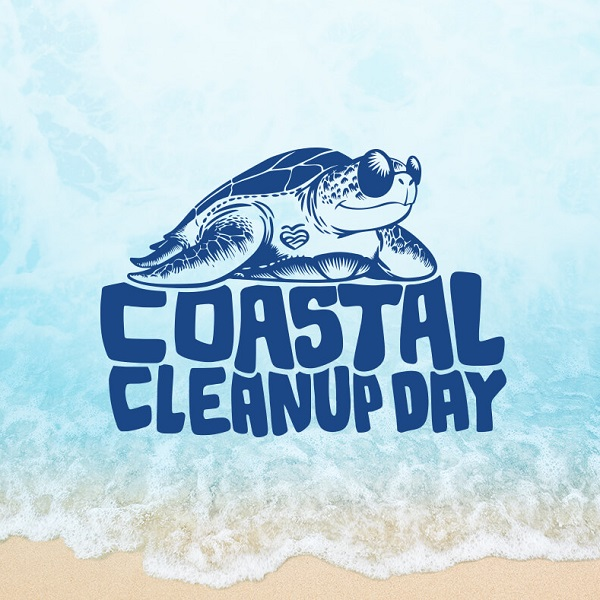 37th Annual Coastal Clean Up Day Is Almost Here!