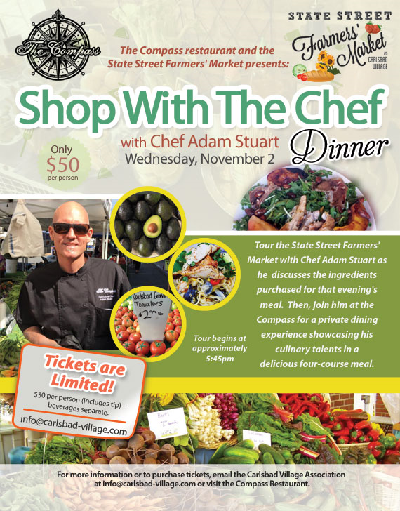 Calling All Foodies and Farmers' Market Enthusiasts
