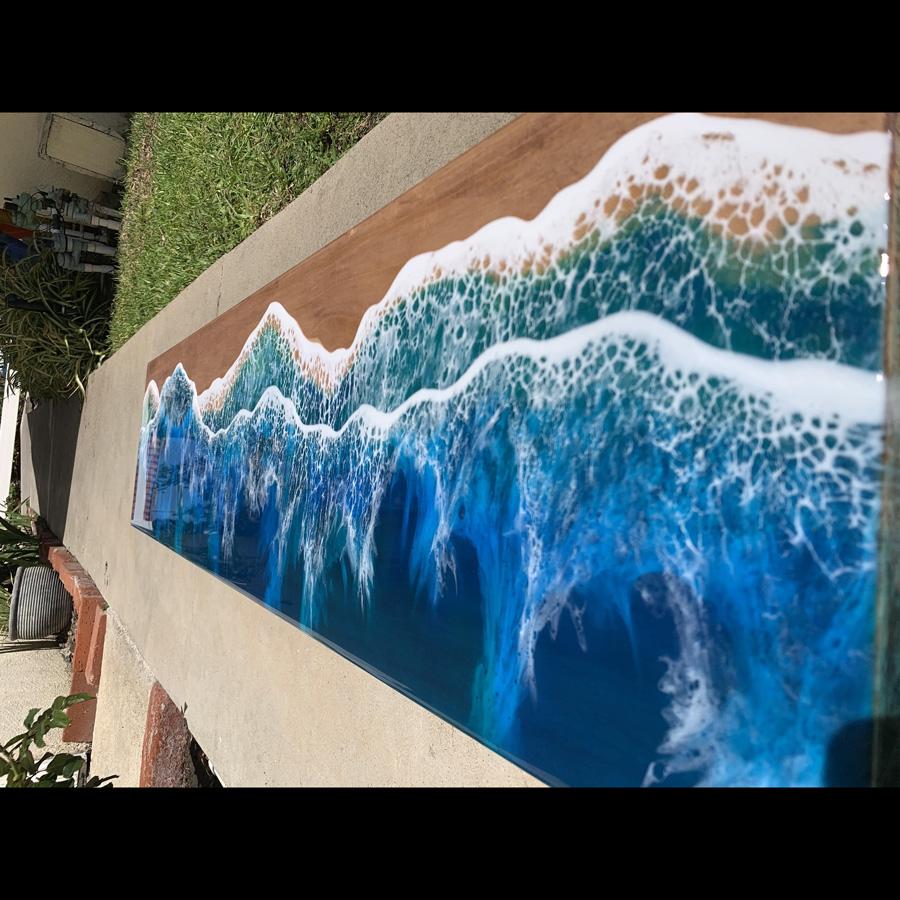 Surf Ghetto Resin