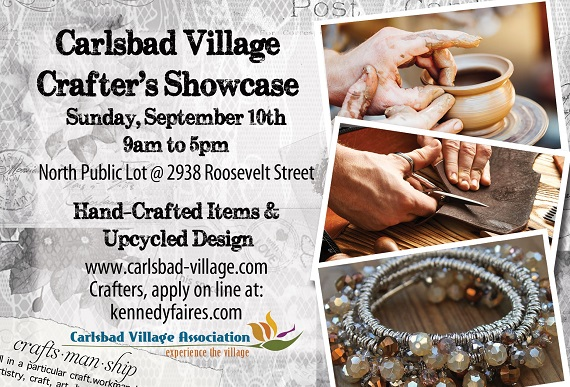 Three Reasons Why The Crafter's Showcase Is Special