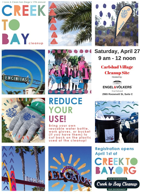 Together We Can Make A Difference In Carlsbad Village