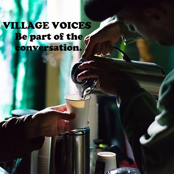 Village Voices on Tuesday Packed With Information