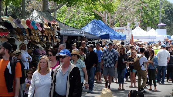It's Carlsbad Village Faire Time!