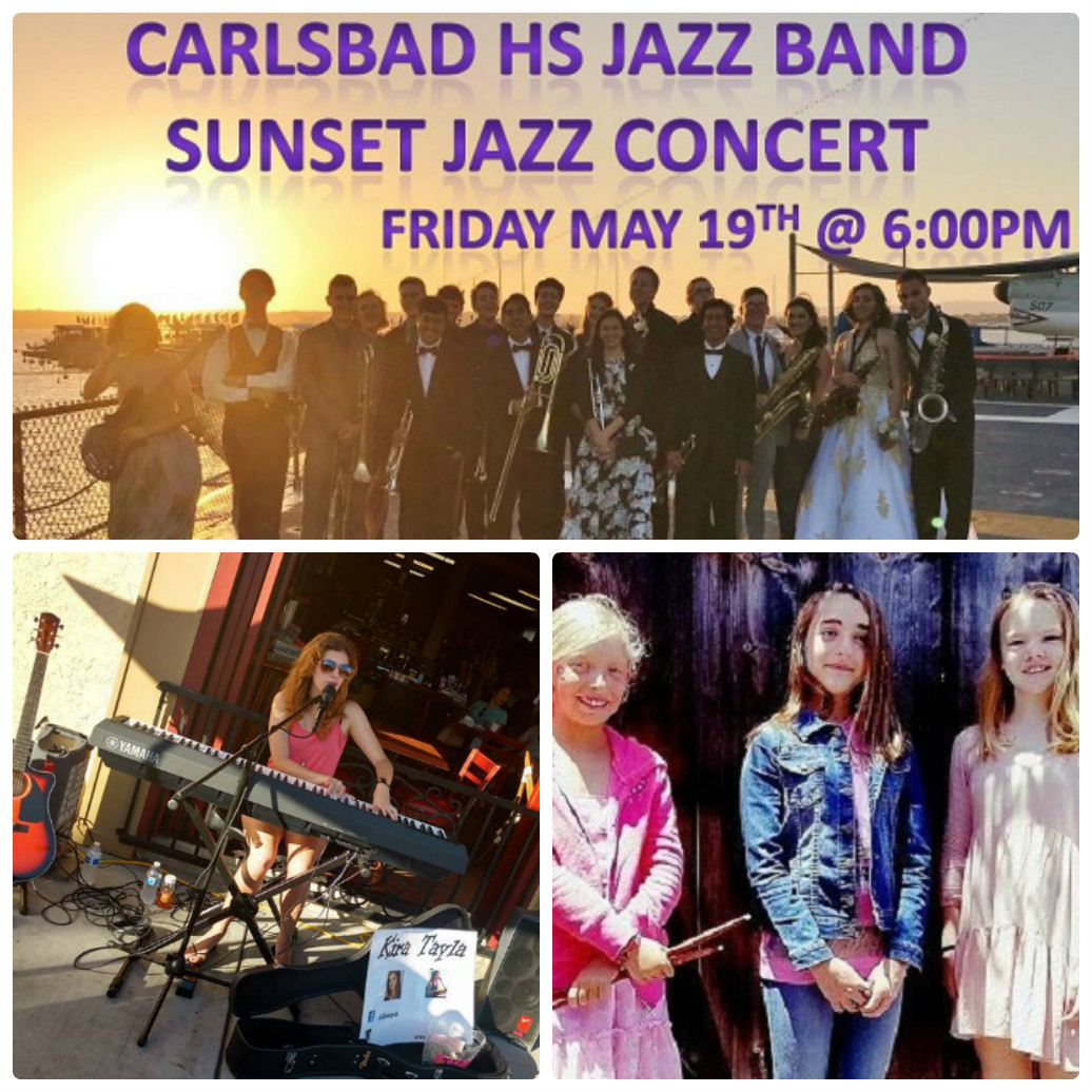 Young Musicians Bring Music to the Village Friday Night!
