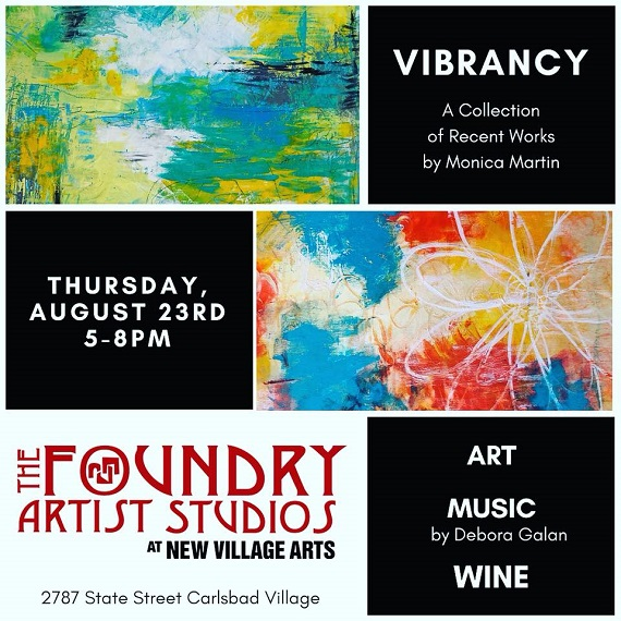 Enjoy A Night of Local Artistry At The Foundry Artist Studios