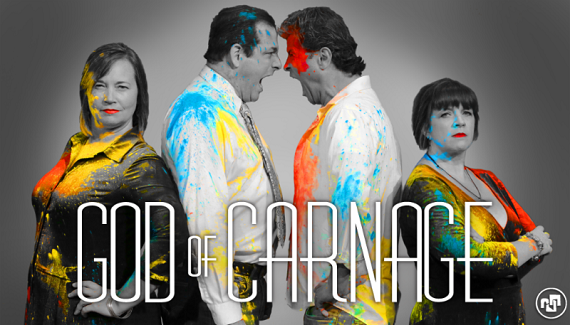 God of Carnage Coming to New Village Arts Theatre