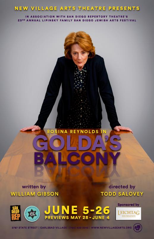 Golda's Balcony: A Tour de Force