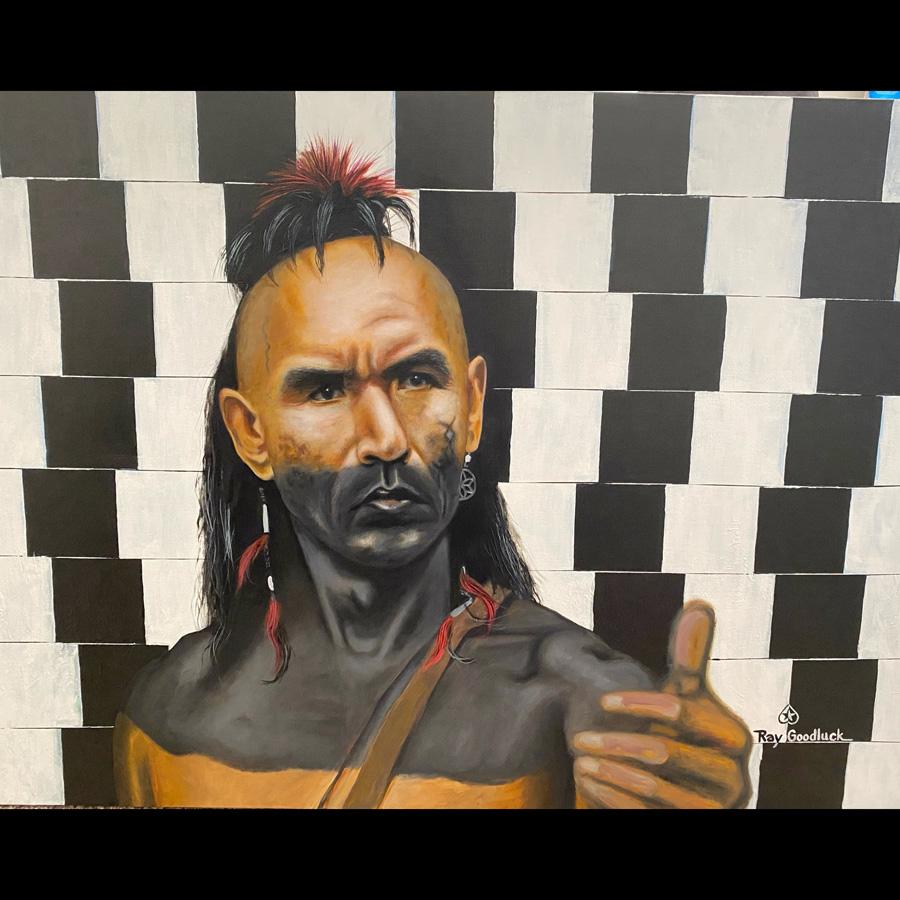 Ray Goodluck Fine Arts