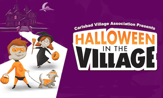 Carlsbad Trick or Treat in the Village