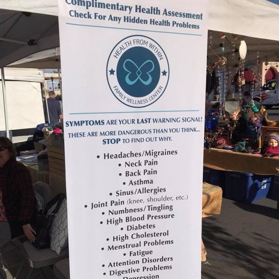 Carlsbad Businesses Connect At The Farmers' Market