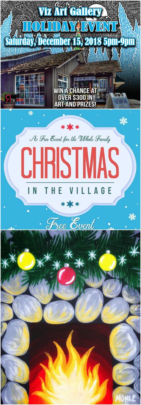 Visit The CVA Calendar For Village Holiday Events