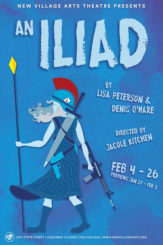 An Iliad Previews Begin Friday