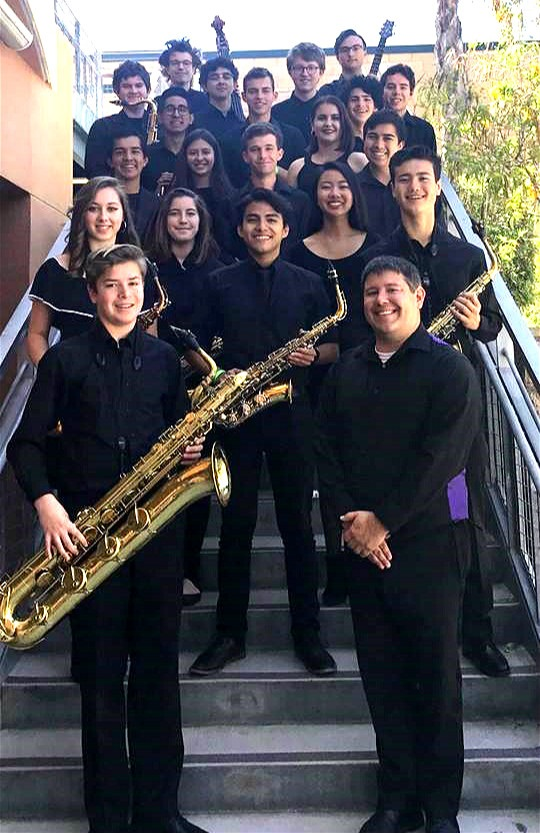 Carlsbad High School Jazz Ensemble To Kick Off Summer With Music