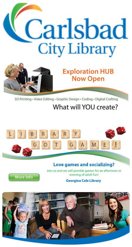 Explore Your Village Library!