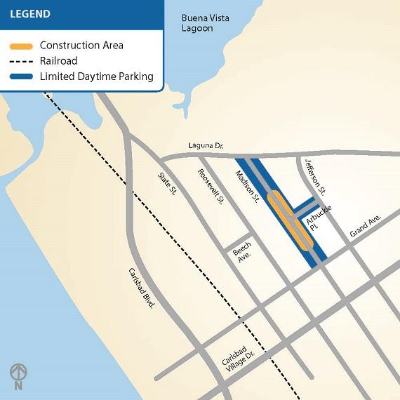 Madison Street Storm Drainage Improvement Project