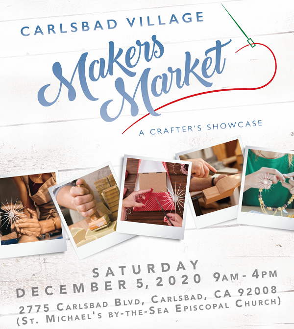 Makers Market Comes To St. Michael's Episcopal Church In Time For The Holidays