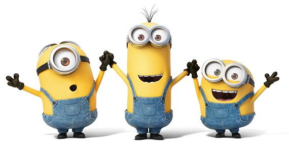 The Minions are Coming to Carlsbad Village!