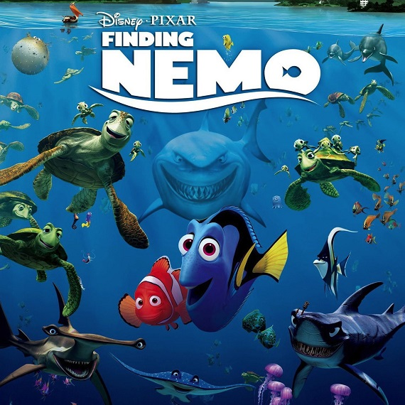 Finding Nemo at Flicks at the Fountain Thursday Night