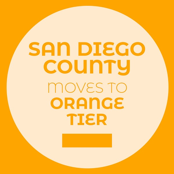 Carlsbad Moves Into Orange Tier With Fewer Restrictions Ahead