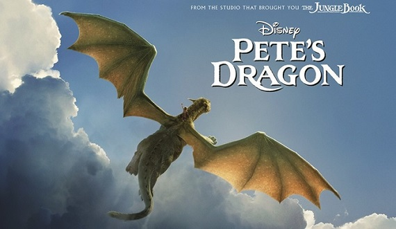 Pete's Dragon at Flicks at the Fountain