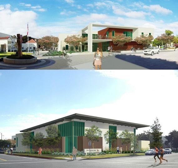 Pine Park Construction Begins