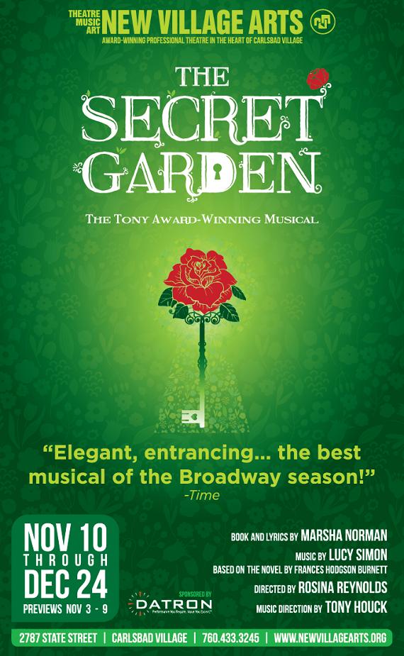 Come Be Enchanted At The Secret Garden