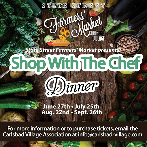 Shop With The Chef Dinner Delivers Farm To Table