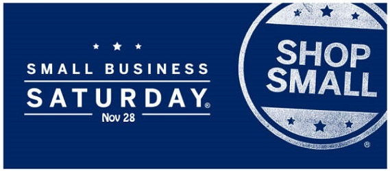 Small Business Saturday in the Village