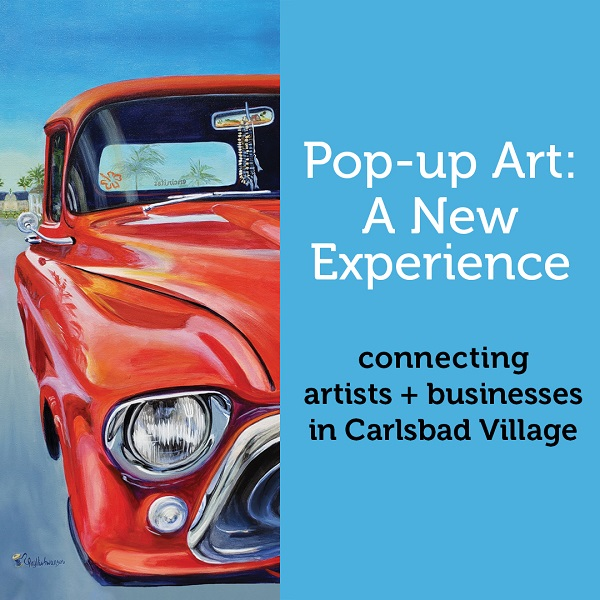 Pop-up Art: A New Experience Starts This Saturday