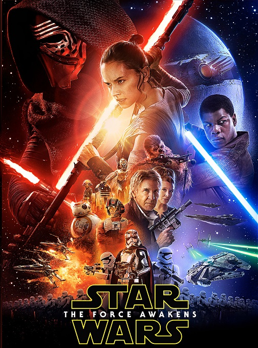 Star Wars: The Force Awakens Closes Out Flicks at the Fountain