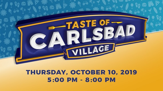 Taste of Carlsbad Village Tickets Go On Sale Sept. 2nd 9am