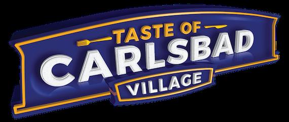 Taste of Carlsbad Village Logo