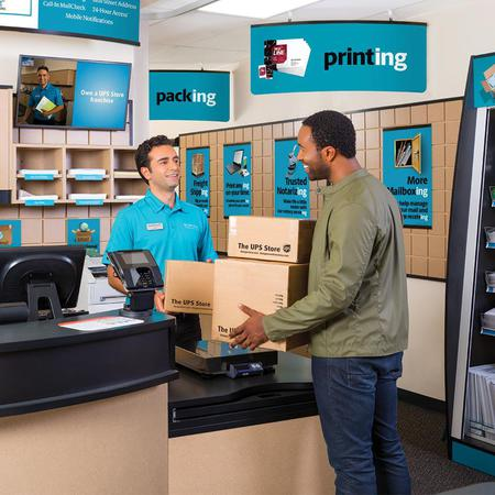 Count On The UPS Store In Carlsbad Village For More Than Just Shipping