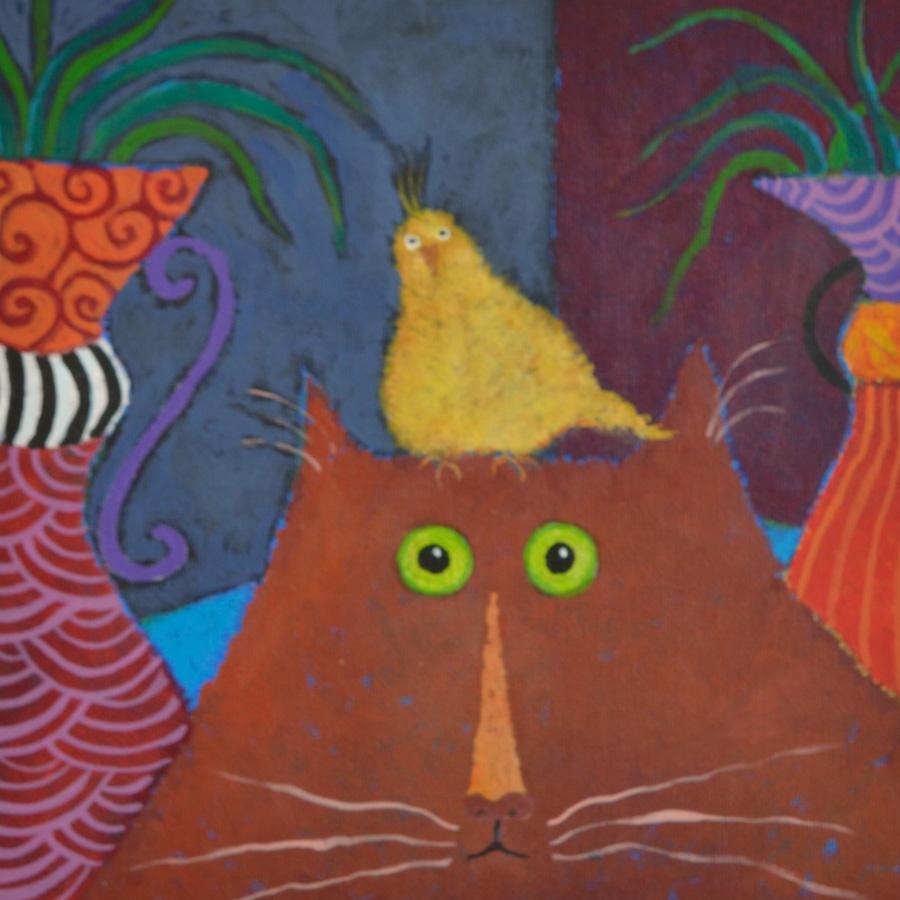 Cat Art for Cat Lovers
