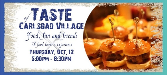 Taste of Carlsbad Village Tickets Sold Out!