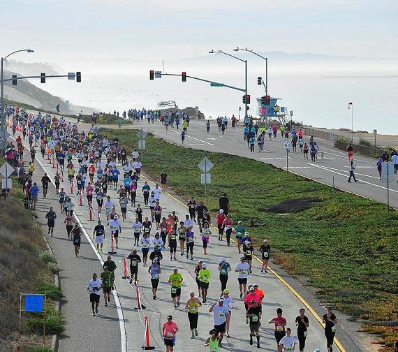 Tri City Marathon & Half Marathon January 20