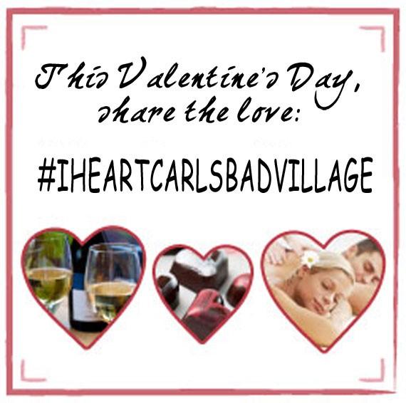 Be Our Village Valentine