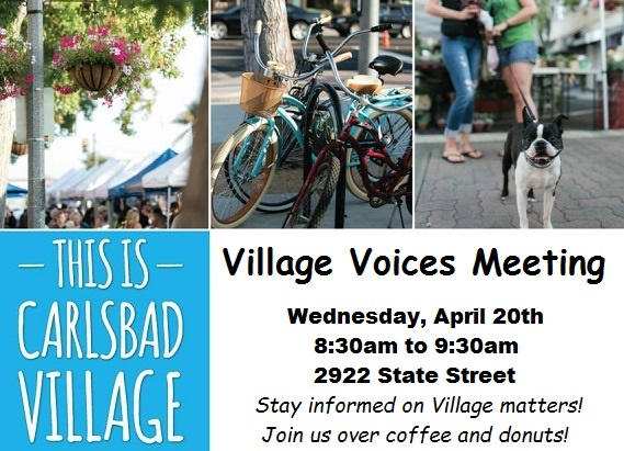 Village Voices Wednesday