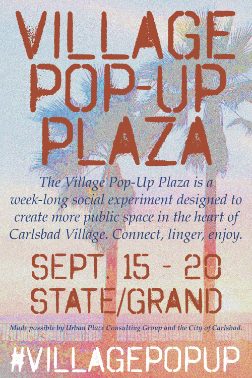 Village Pop Up Plaza