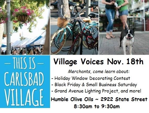 Village Voices Meeting