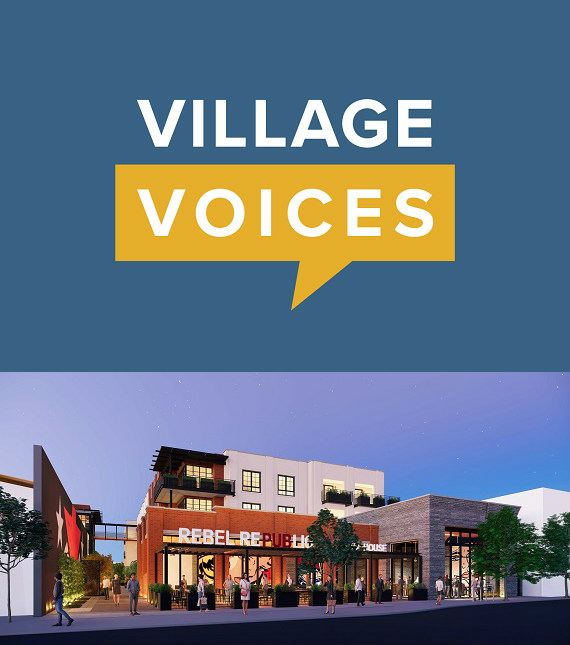 Important Village Voices Meeting November 5th