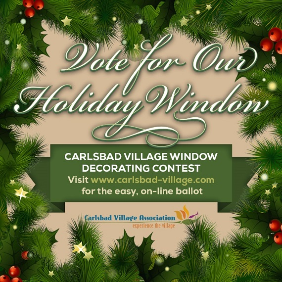 Vote For Your Favorite Holiday Window Display