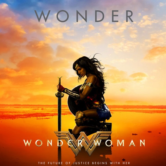 Wonder Woman Closes Out Flicks at the Fountain