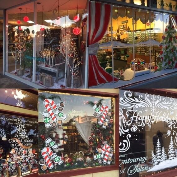 Window Decorating Contest Starts Friday!