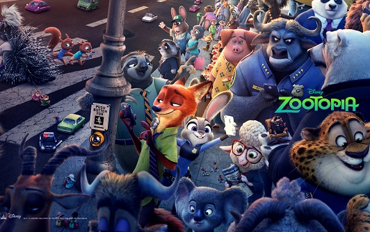 Zootopia - Final Movie of the Summer Thursday Night